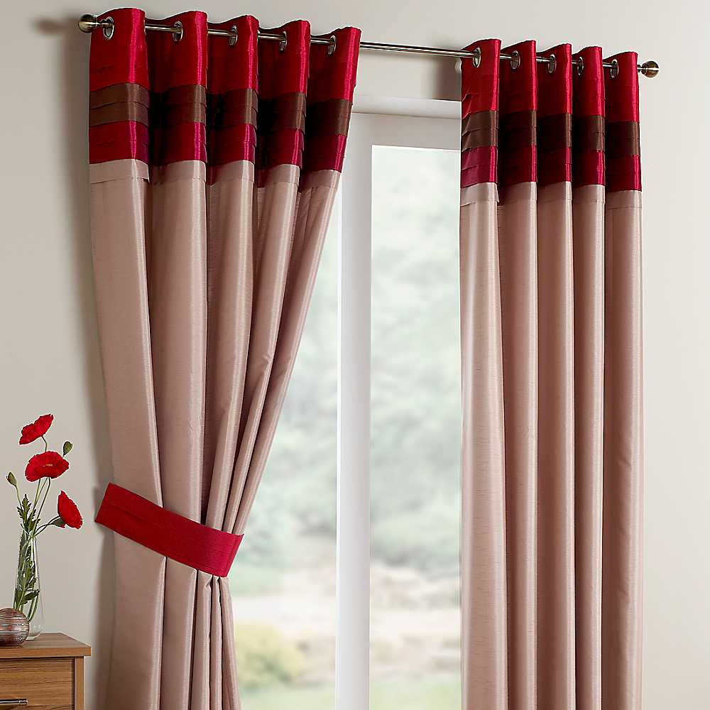 Eyelet Curtains Swastik Home Decor