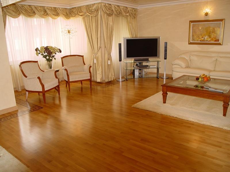 Wooden Flooring Swastik Home Decor