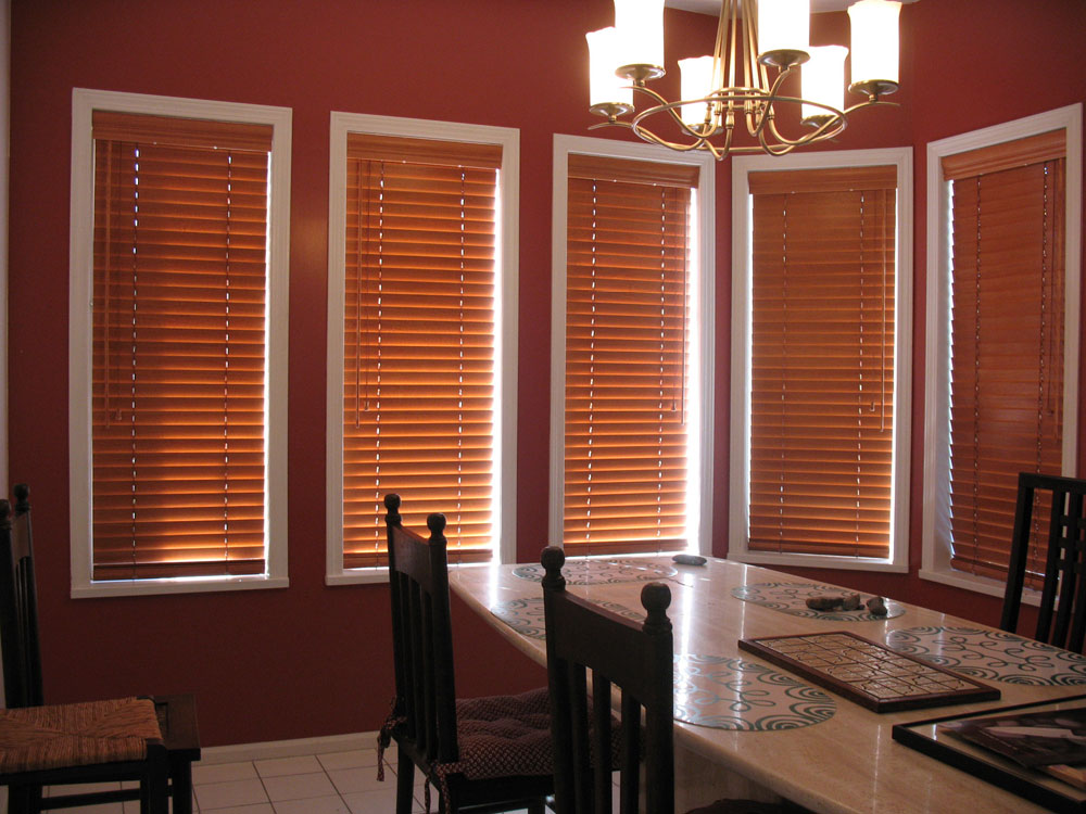 Wooden blinds « Swastik home decor