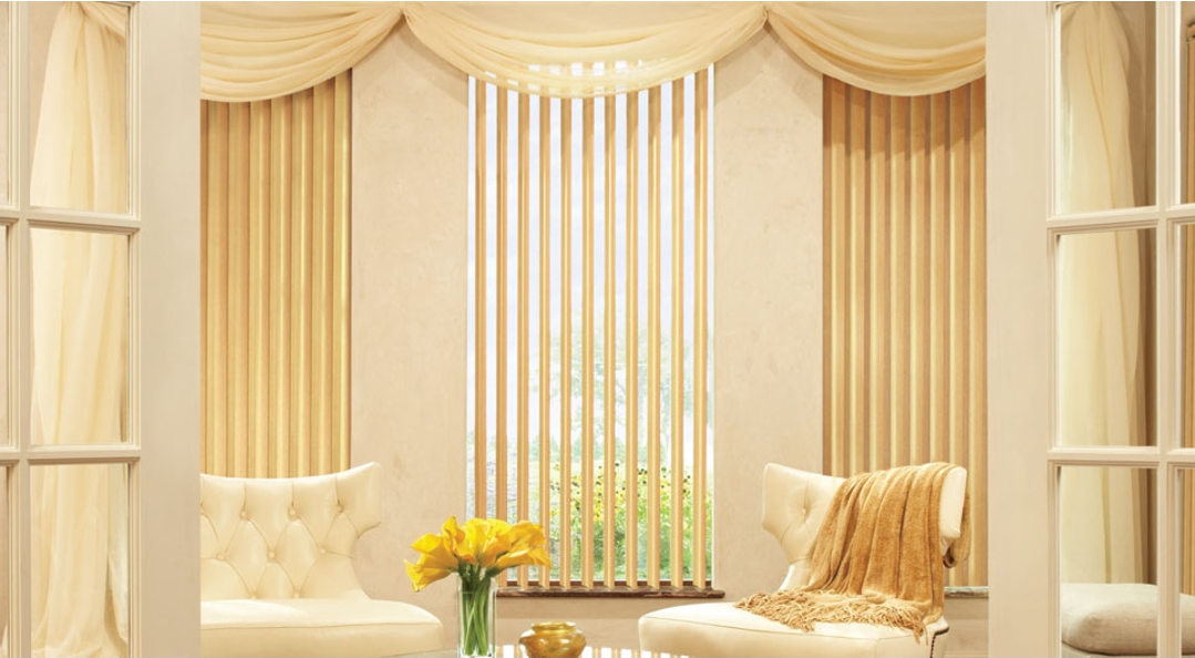 Vertical blinds Swastik home decor